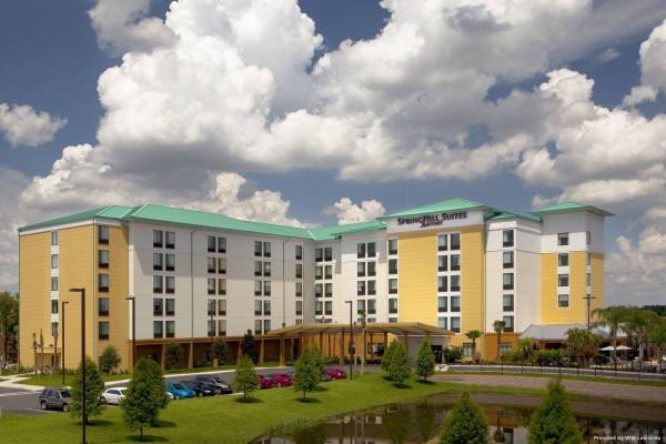 Hotel SpringHill Suites Orlando at SeaWorld®