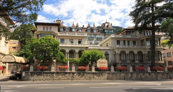 Hotel Villa Toscane