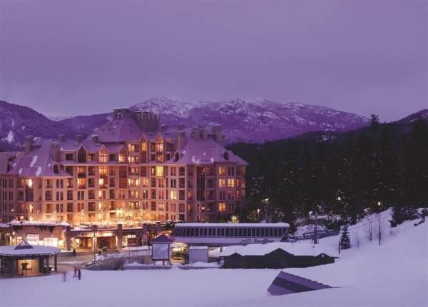 Hotel Pan Pacific Whistler Mountainside