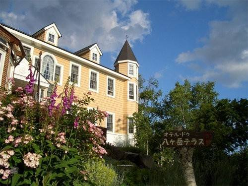 Hotel de Yatsugatake Terrace