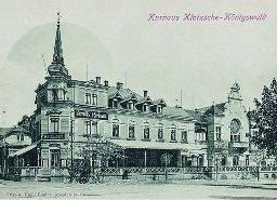 Hotel Kurhaus Klotzsche