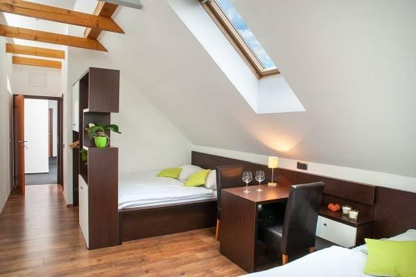 Hotel Penzion Blanský les
