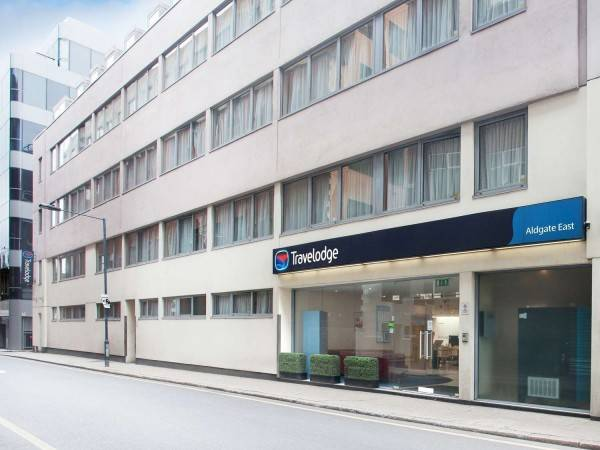 Hotel TRAVELODGE LONDON CENTRAL ALDGATE EAST