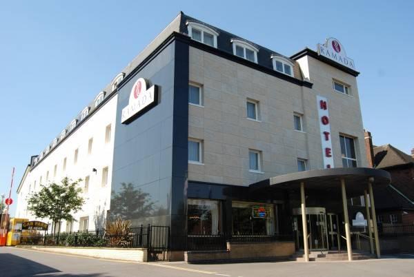 Hotel Ramada by Wyndham London South Ruislip