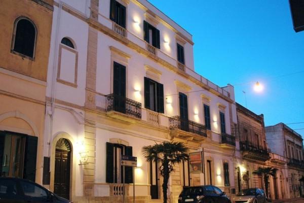 Hotel La Naca Della Taranta B & B