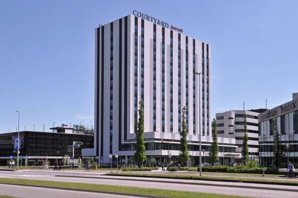 Hotel Courtyard Amsterdam Arena Atlas