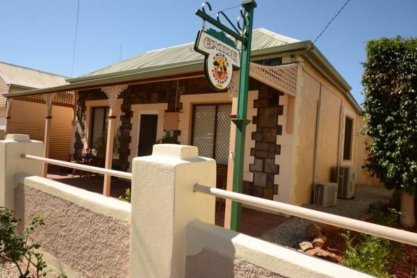 Hotel Emaroo Cottages Broken Hill