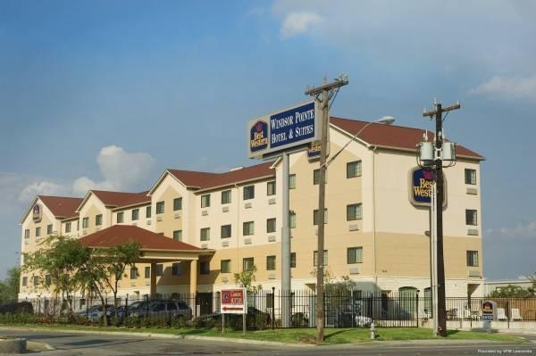 Hotel BEST WESTERN WINDSOR POINTE