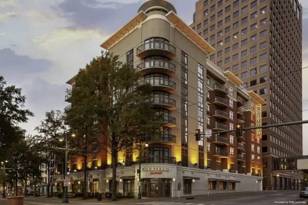 Hotel Courtyard Memphis Downtown
