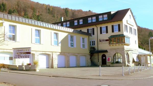 Hotel In der Breite