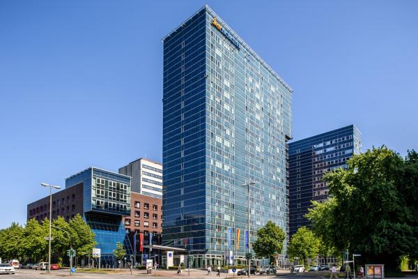 Hotel Novotel Suites Hamburg City
