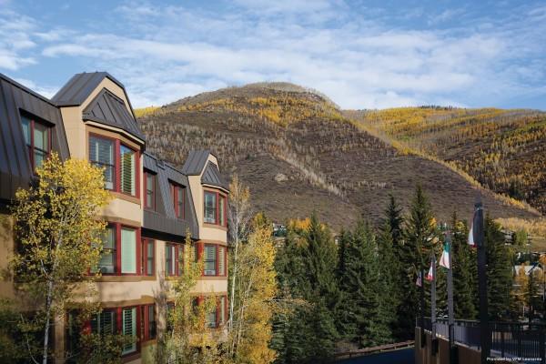 Hotel Marriott's StreamSide Evergreen at Vail