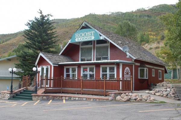 Hotel ROOST LODGE