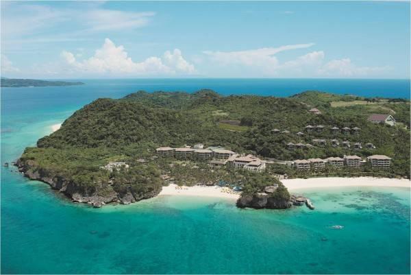Hotel Shangri-La's Boracay Resort and Spa
