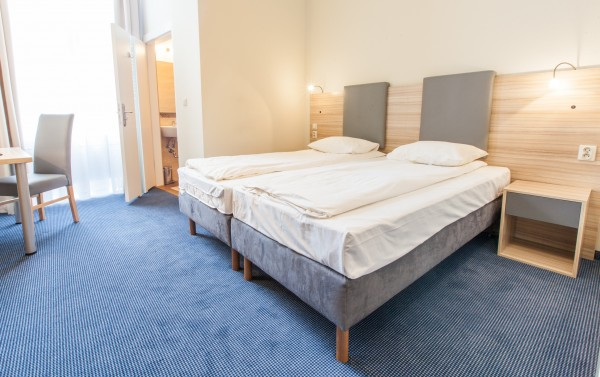 Hotel Jordan Guest Rooms