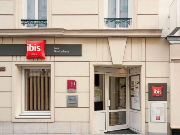 Hotel ibis Paris Père-Lachaise