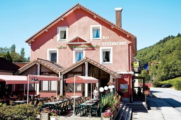 Hôtel les Chatelmines