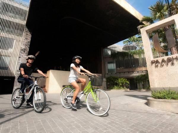 Hotel U Paasha Seminyak Bali