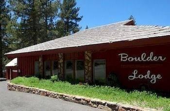 Hotel Boulder Lodge