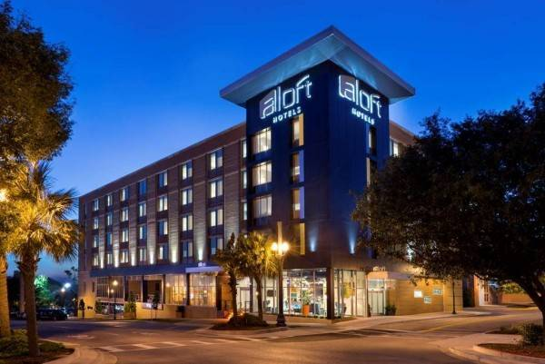 Hotel Aloft Columbia Downtown