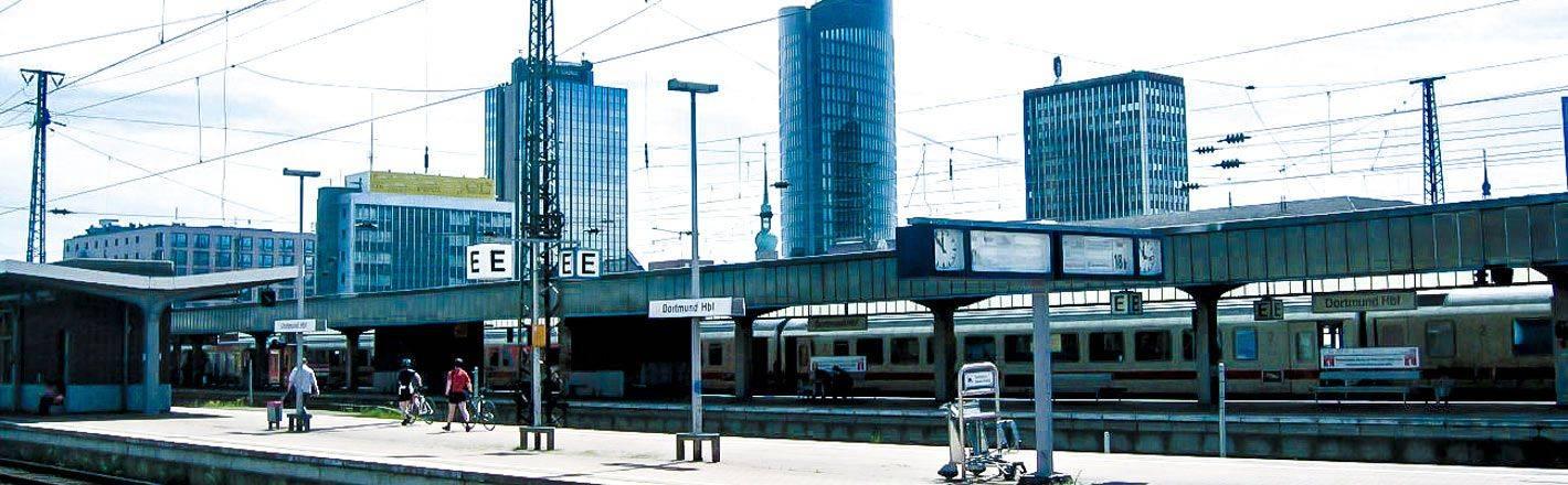 HRS Preisgarantie mit Geld-zurück-Versprechen: Günstige Hotels am Hauptbahnhof Dortmund ✔ Geprüfte Hotelbewertungen ✔ Kostenlose Stornierung ✔ Mit Businesstarif 30% Rabatt
