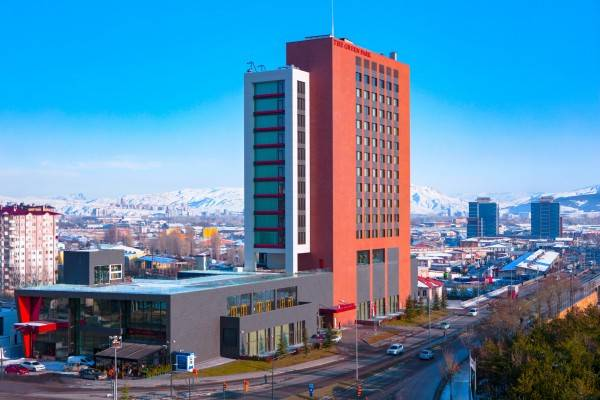 Hotel The Green Park Sivas