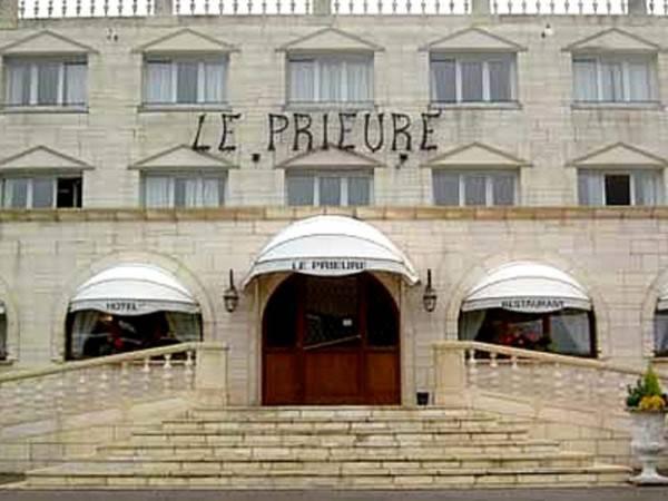 Hotel Le Prieuré Logis