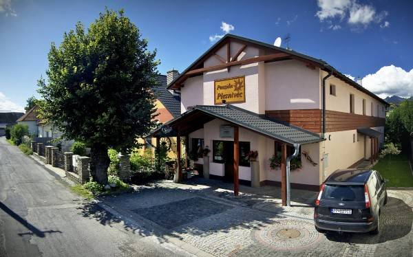 Hotel Penzion Plesnivec