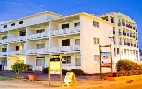 Hotel Melrose Beach Apartments