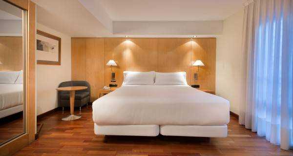 Hotel NH Madrid Paseo de la Habana