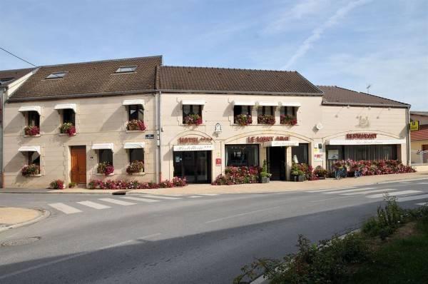 Hostellerie du Mont-Aimé