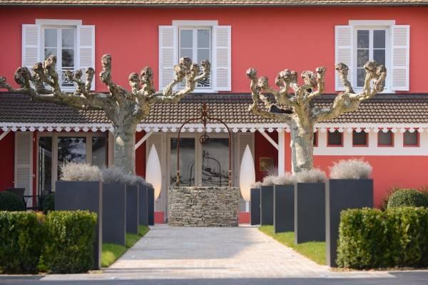 Les Maritonnes Parc et Vignoble Hôtel Restaurant