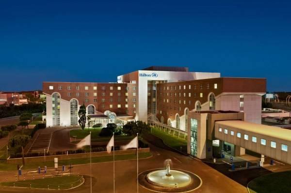 Hotel Hilton Rome Airport