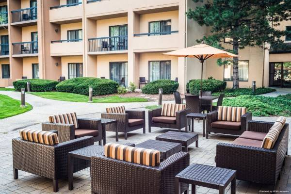 Hotel Courtyard Chicago Wood Dale/Itasca