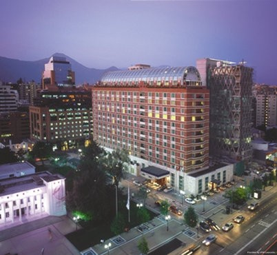 Hotel The Ritz-Carlton Santiago