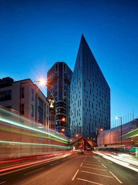 Hotel M by Montcalm Shoreditch London Tech City