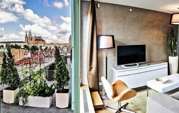 Hotel Wenceslas Square Terraces