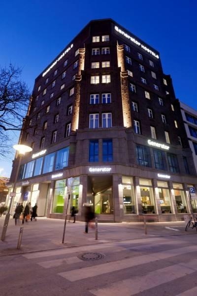 Hotel Generator Hamburg