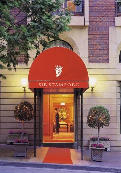 Hotel Sir Stamford at Circular Quay