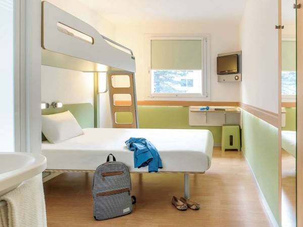 Hotel ibis budget Tours Nord