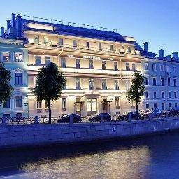 Hotel Domina St. Petersburg
