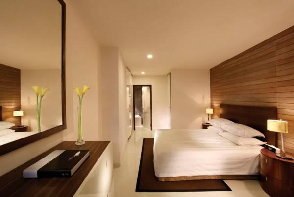Hotel Parkroyal Serviced Suites Singapore