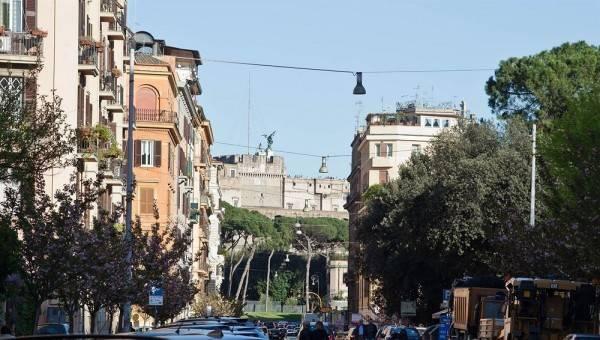 Hotel Vaticano apartments - Aurelio area
