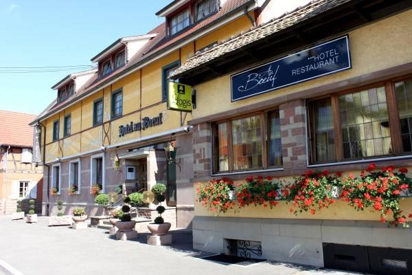 Au Boeuf Hotel restaurant Logis