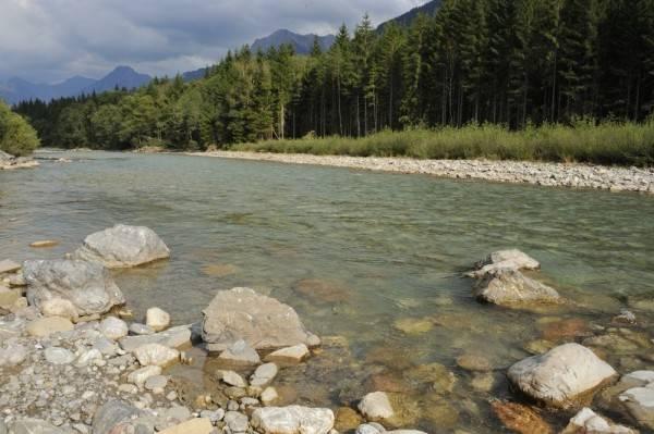 Hotel Alpina Tirol - im Naturpark Lechtal