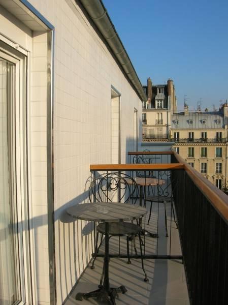 Hôtel Darcet Paris