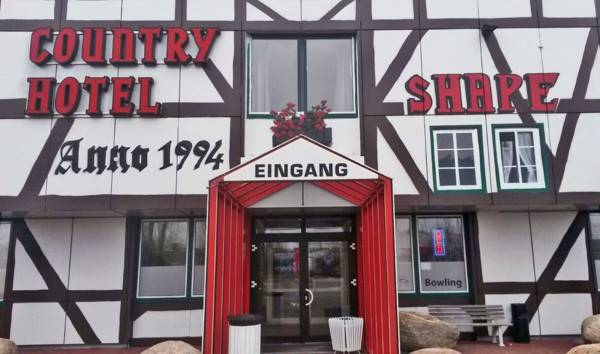 Shape Country Hotel