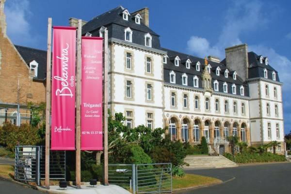 Hotel Club Belambra Le Castel Sainte Anne Résidence de Tourisme
