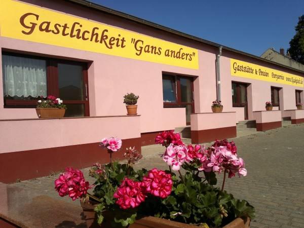 Hotel Gastlichkeit Gans Anders
