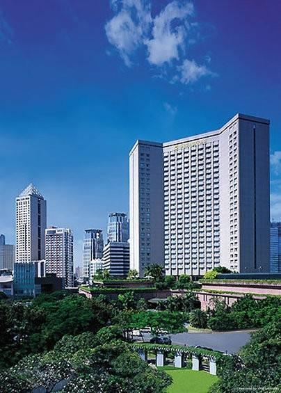 Hotel Makati Shangri-La Manila
